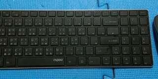 RAPOO Wireless Keyboard & Mouse