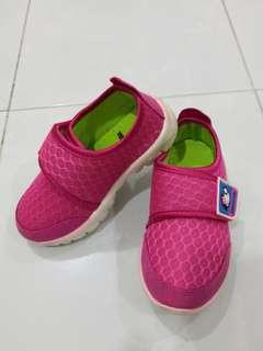 Kids shoes girl pink