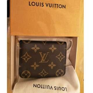 Louis vuitton zip purse