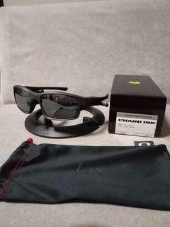 57946f5f62 Oakley chainlink ferrari black iridium lens