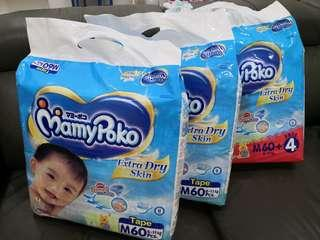 Mamypoko M size pamper