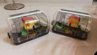 Habitrail retreat hamster cages