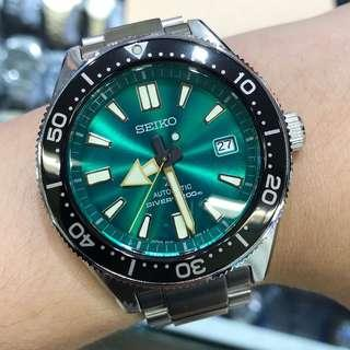 Seiko Green 62MAS SDBC053
