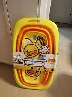 B Duck摺疊式浴盆