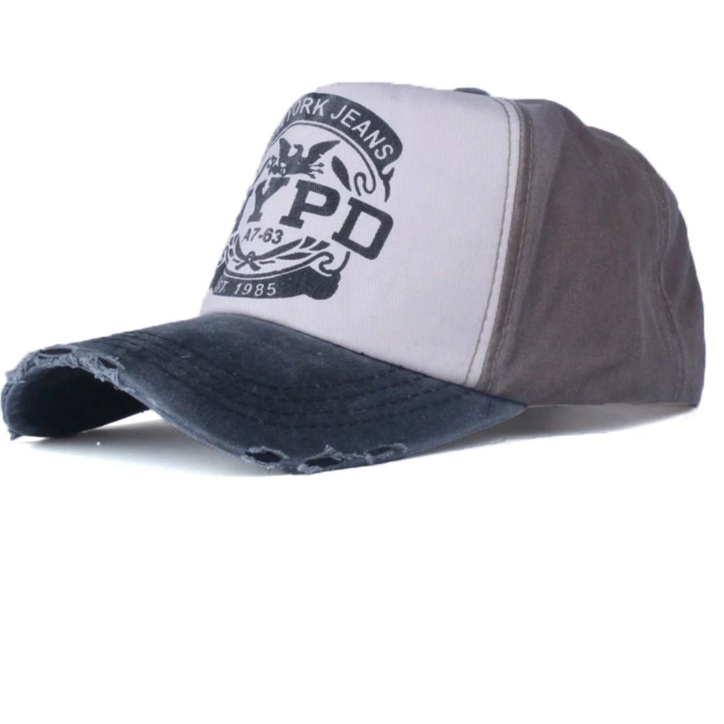 🆕! New York Jeans NYPD Baseball Cap  OK 0362b626d87