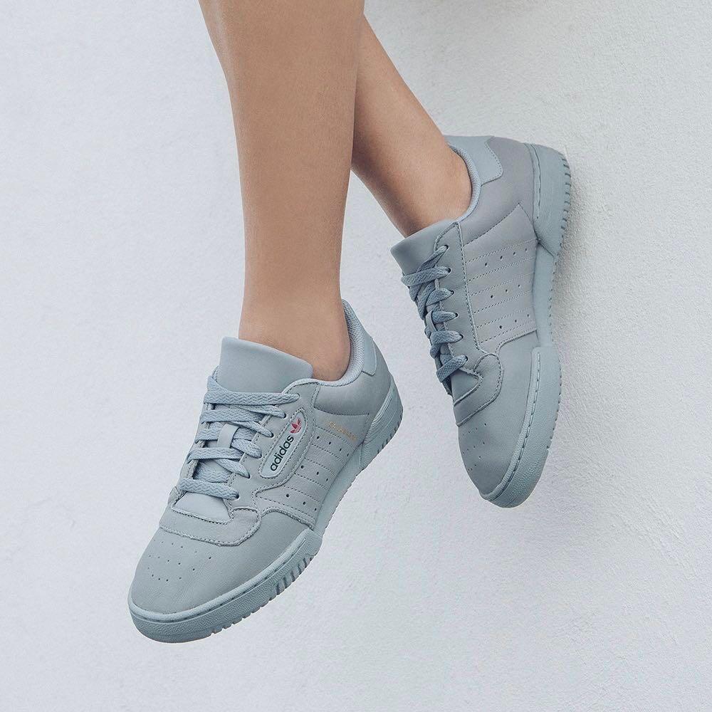 7bfb8bdb84414 Adidas Originals Yeezy Calabasas Powerphase Grey