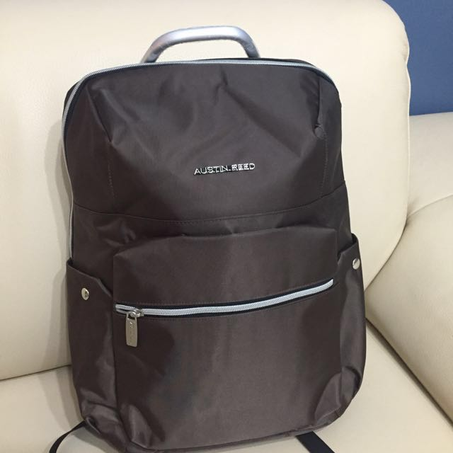 Authentic Austin Reed British Backpack Premium Nylon Men S Fashion Bags Wallets Wallets On Carousell