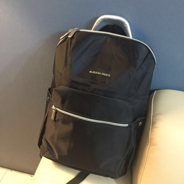 Authentic Austin Reed British Backpack Premium Nylon Women S Fashion Bags Wallets On Carousell