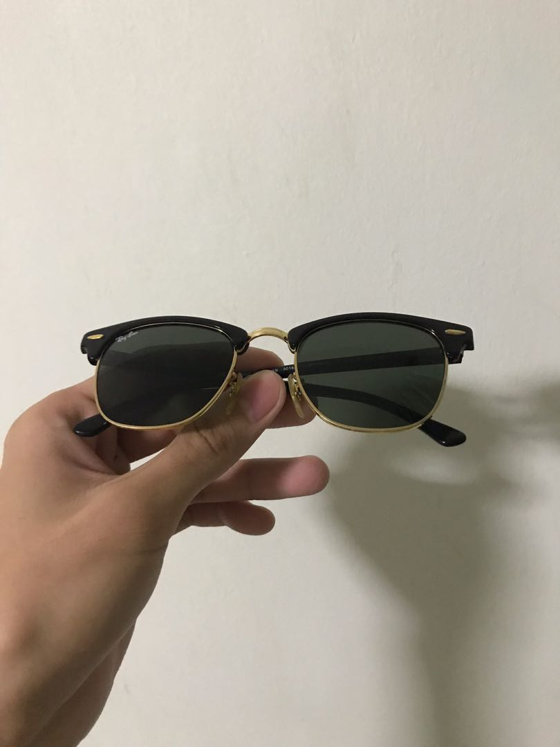 5463349b989 Authentic Ray Bans Clubmaster