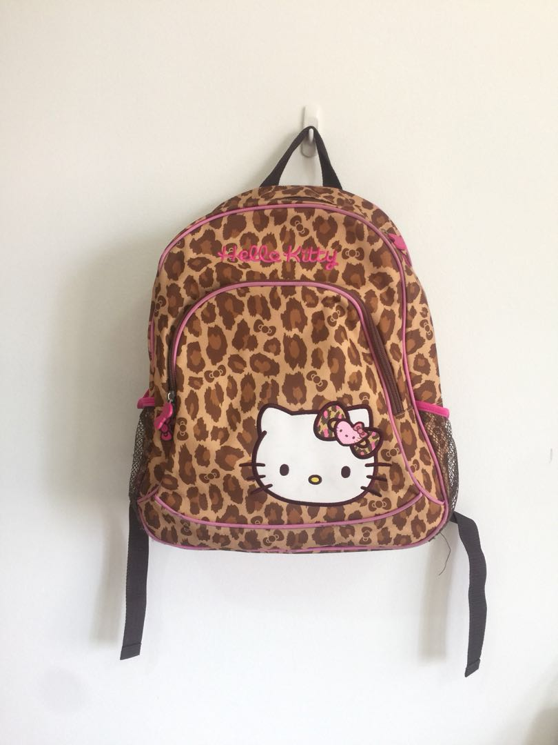 3c25c95696 Authentic Sanrio Hello Kitty Backpack  school bag