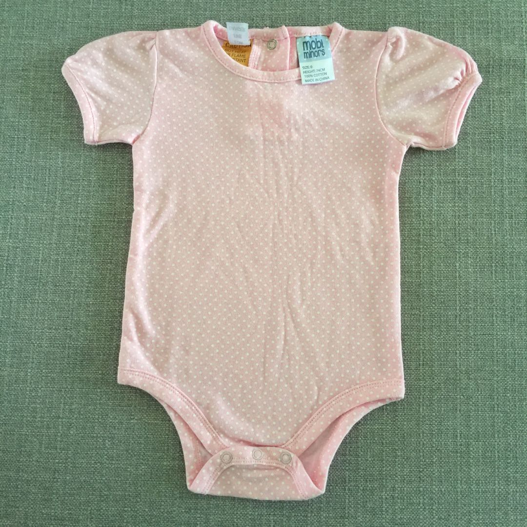 a4b9445ded27 Baby Romper