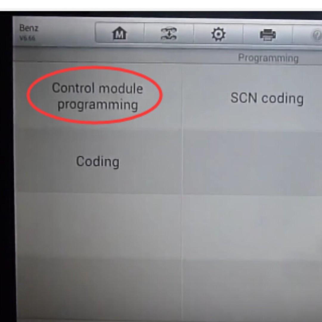 ECU coding and programming for major European car