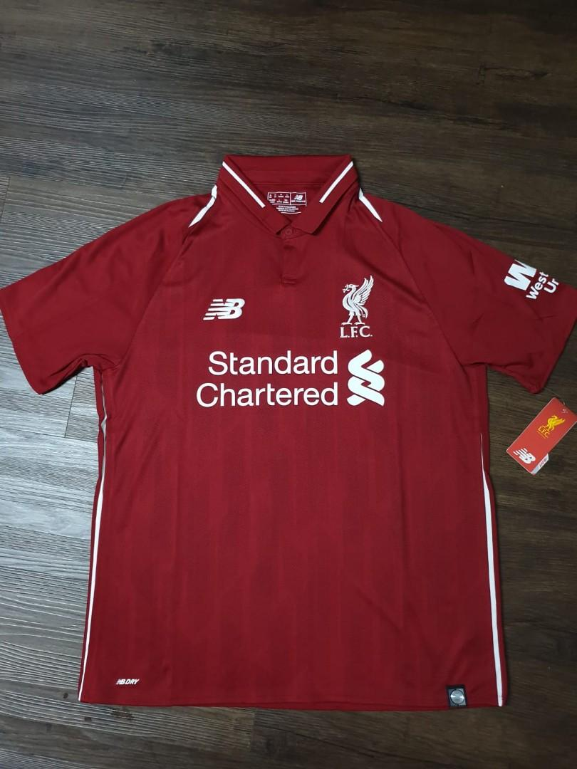 the best attitude 90a0d 5c522 Liverpool 2018/2019 Home Kit Authentic BNIB, Sports, Sports ...