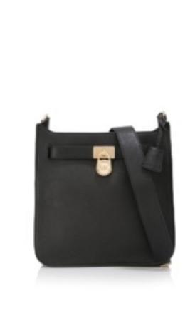 af9acfefd8 Michael Kors Black Sling Bag