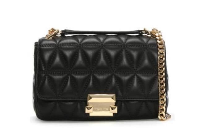 e3fa01cfa00 Michael Kors Sloan Small Quilted Leather Crossbody
