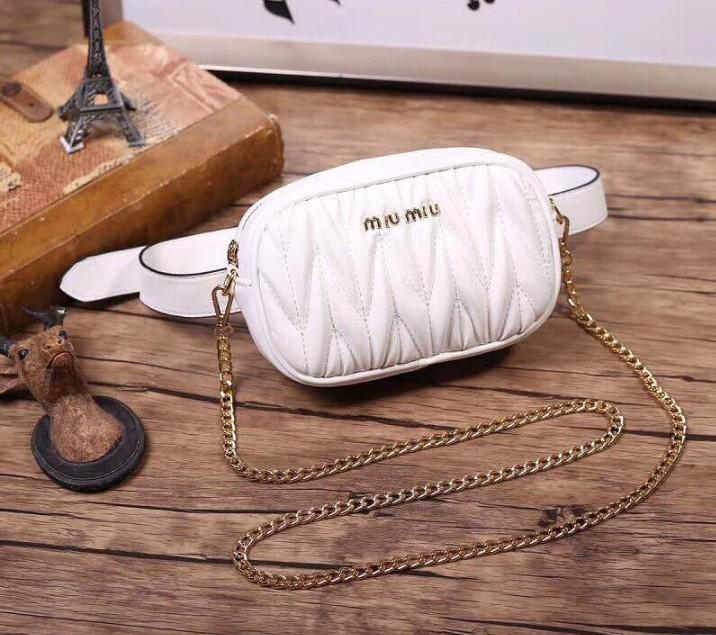 a7bf9bca8881 Miu Miu Belt  Sling bag