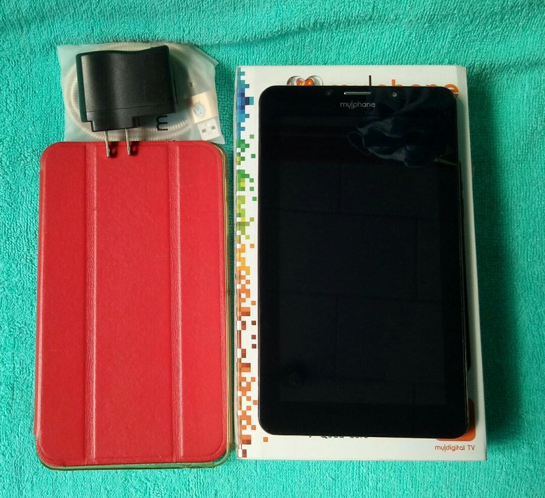 Myphone MyT1 DTV - Black on Carousell