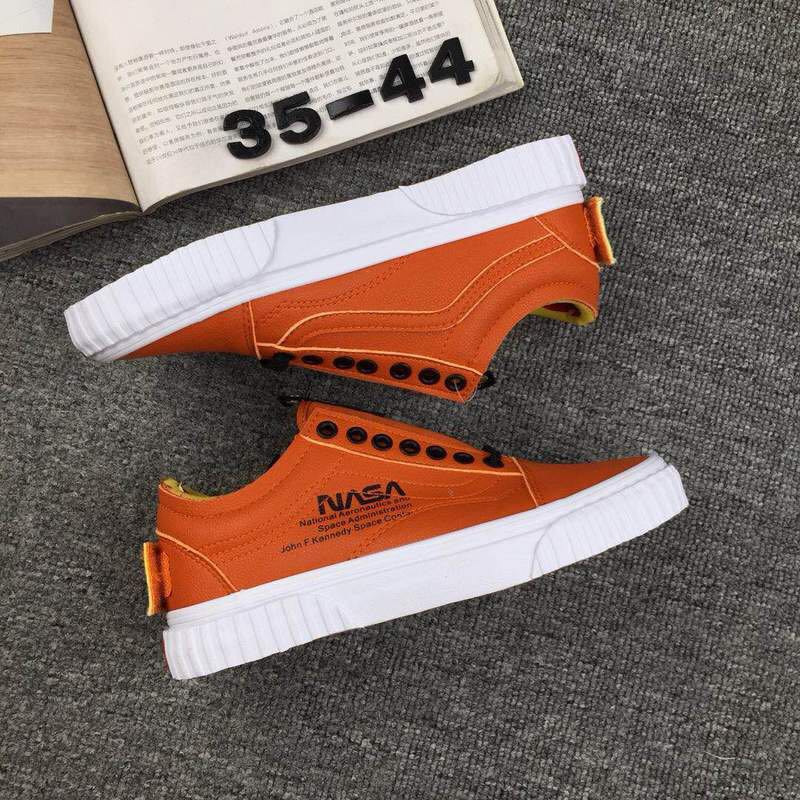 """new & pre-owned designer fashion style popular style NASA x Vans Space Voyager Old Skool """"Firecracker"""""""
