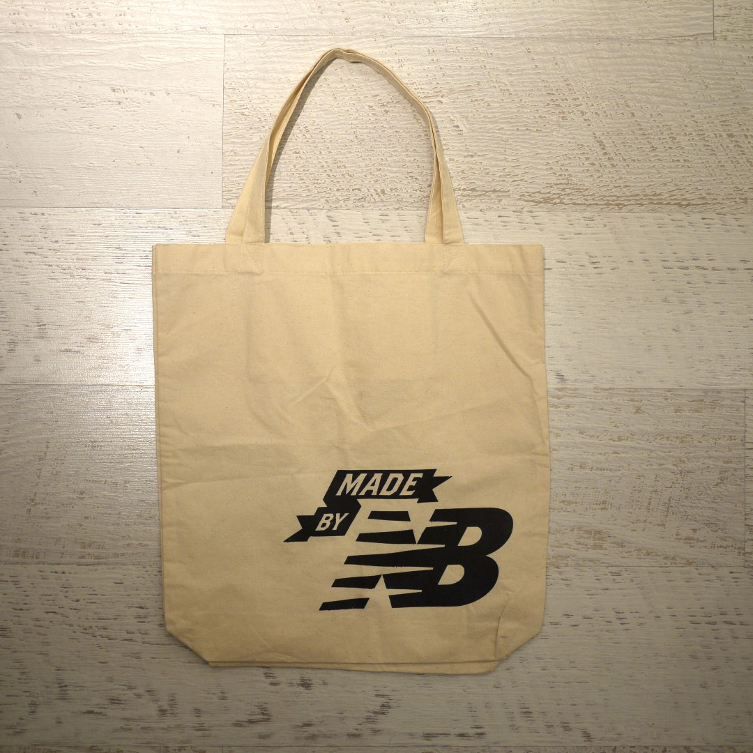 cf521a294a New Balance Made by NB Canvas Tote Bag Price