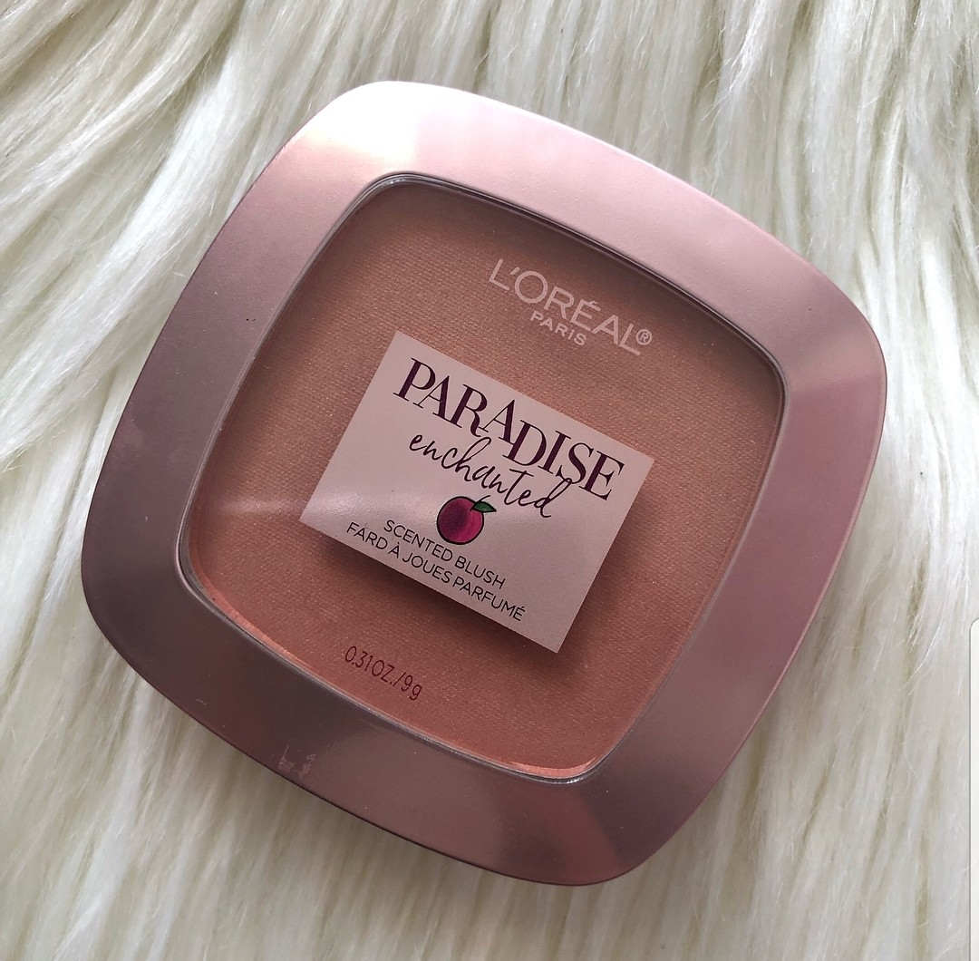 daa031a99a8 NEW INSTOCKS* L'oreal Paradise Enchanted Peach Scented Blush, Health ...