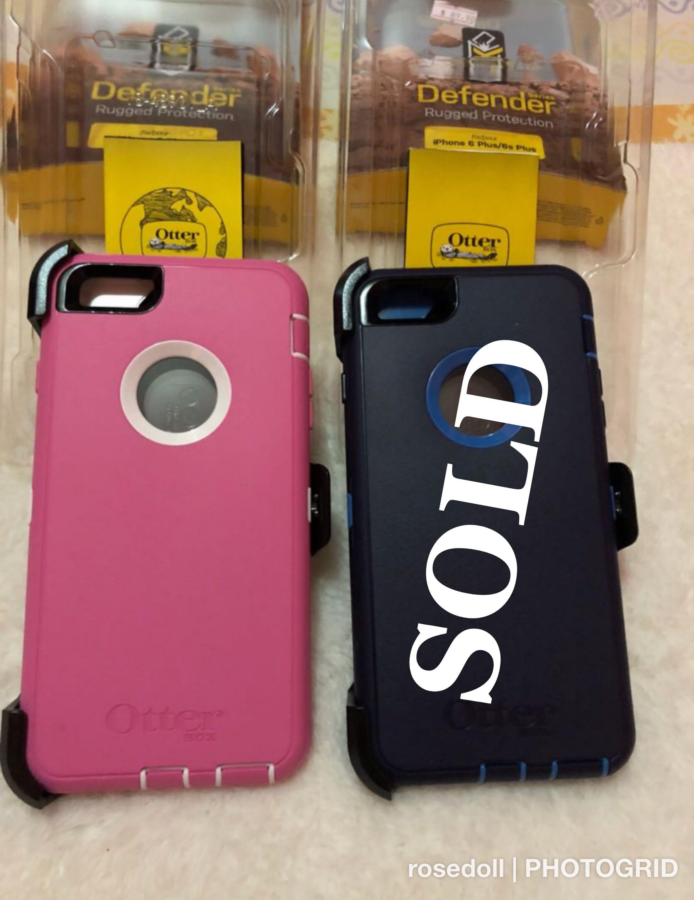 the best attitude b8235 1d5b2 OtterBox® Defender Series® Case for iPhone 6 Plus/6s Plus