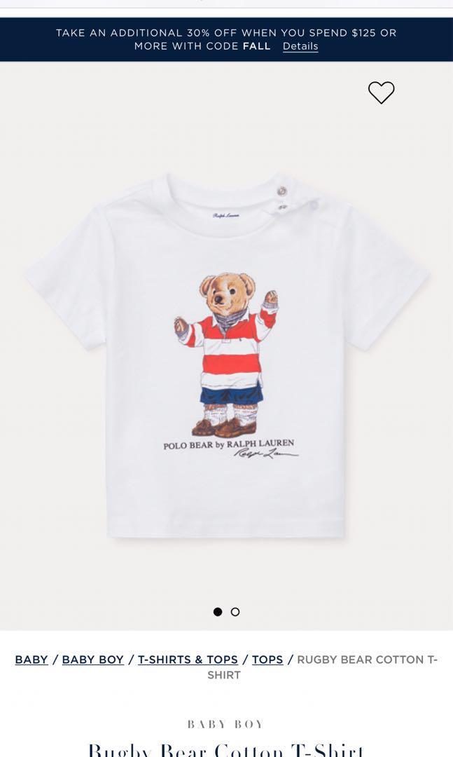 c2e0f119ae8f9 Ralph Lauren Limited Edition T Shirt