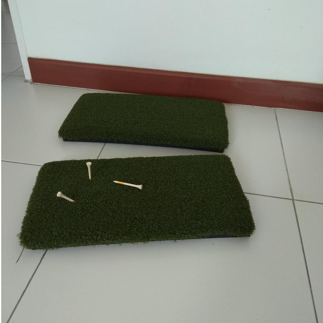 Real Feel Golf Mats 9 X 18 From Country Club Elite Mat
