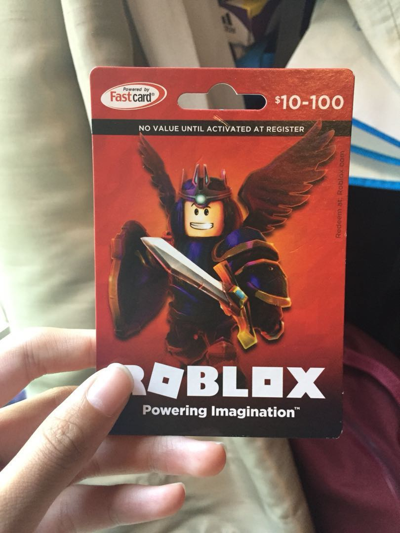 How To Get Roblox Gift Cards In Singapore