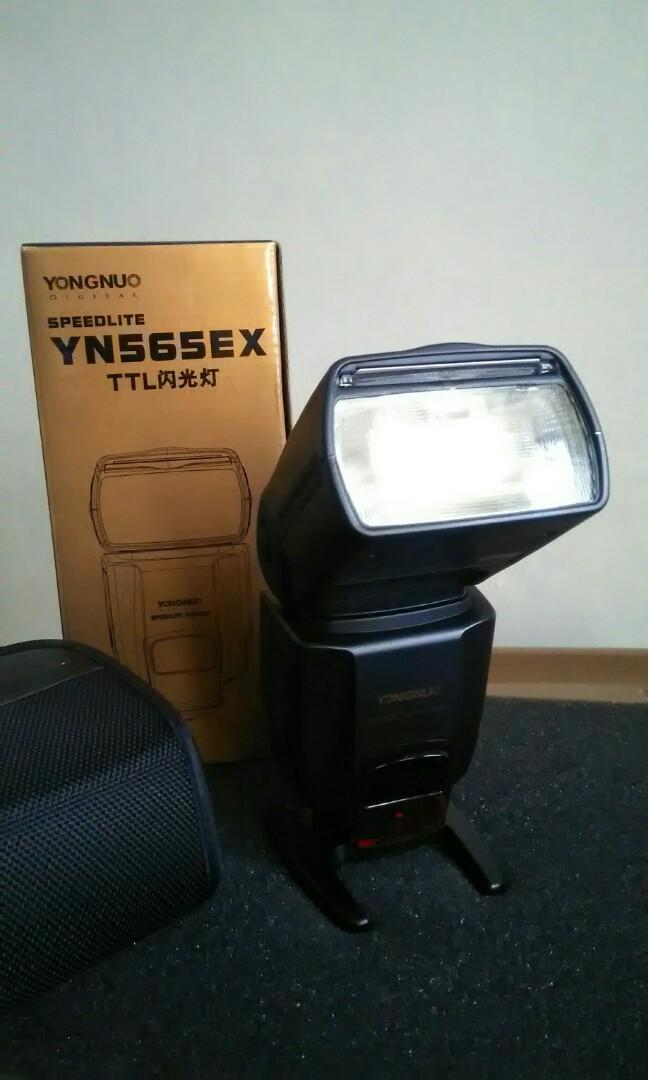 Speedlite Yongnuo YN565EX TTL for Nikon