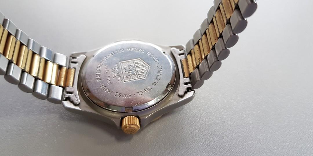 c8aa65ed94d4 TAG Heuer 964013 Wrist Watch Men Luxury Watches t