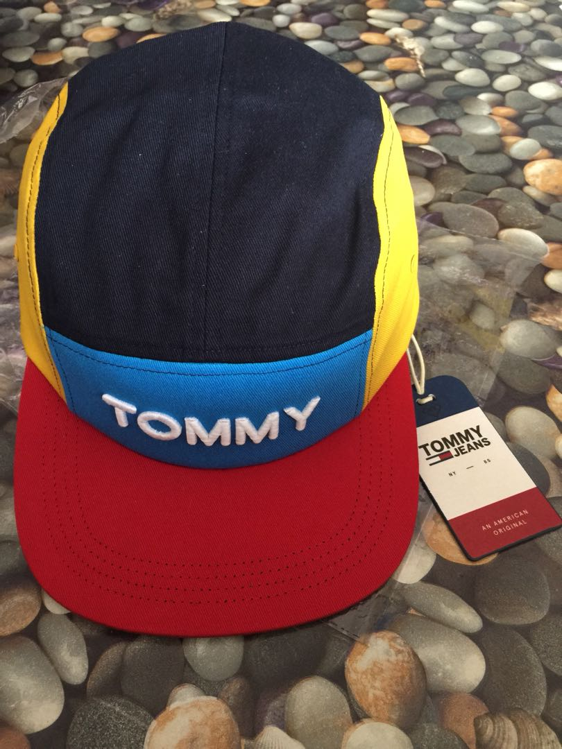 8e39bf1689e tommy hilfiger cap vintage