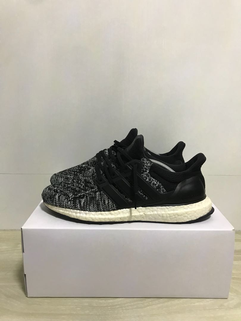 online store 2eab9 478e2 Ultra Boost Reigning Champ 1.0, Men s Fashion, Footwear, Sneakers on  Carousell