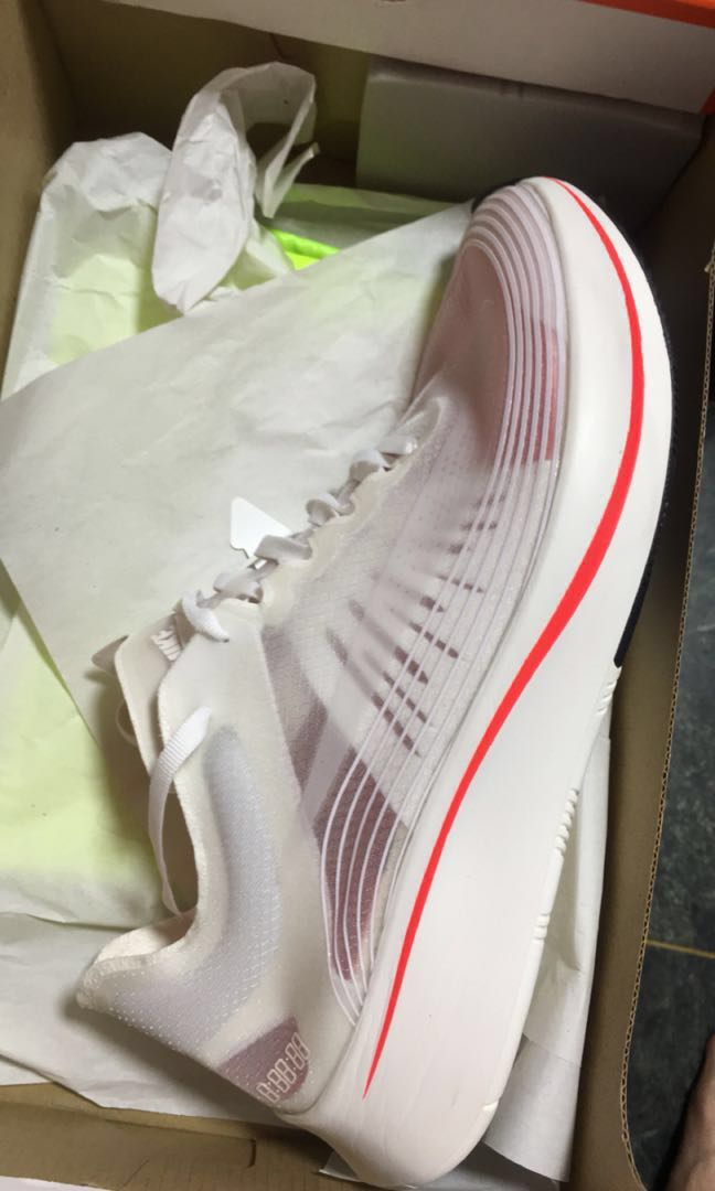 47836910a4a6 US9.5 Nike Zoom Fly SP Breaking 2