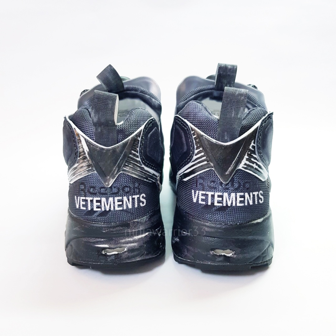 9e21791c0831d2 VETEMENTS REEBOK Instapump Fury Mens Unisex sneakers  NEW
