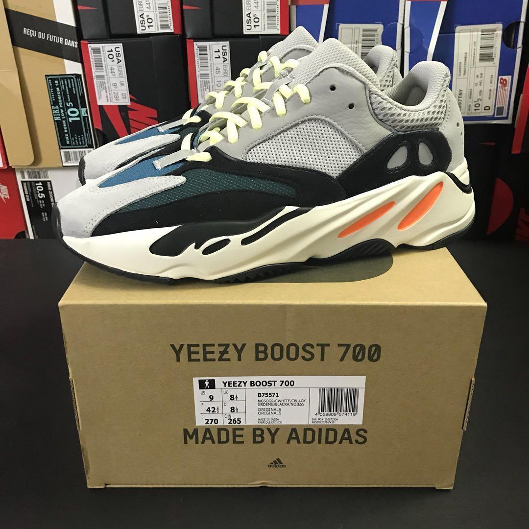 Yeezy Boost 700 Wave Runner US 9 (UK 8