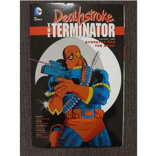 Deathstroke, The Terminator Vol. 2: Sympathy For The Devil tpb