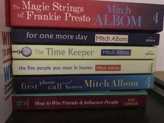 Mitch Albom Series