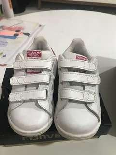 Authentic Adidas Stan smith pink sneakers shoes