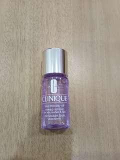 #1212 Clinique Makeup Remover 30ml