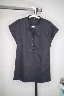 STA TU QUO Black dress