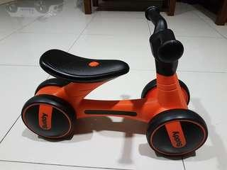 Baby Toddler bike (Like New) for 1+yrs old