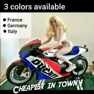 1/6 Maisto Ducati Motorcycle Bike (Motorbike) [For phicen / TBLeague / hottoys / Diorama / props]