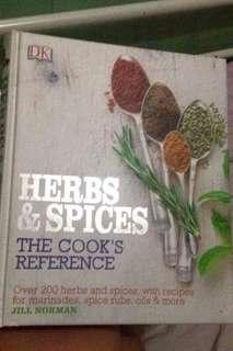 Herbs and Spices The cook's reference