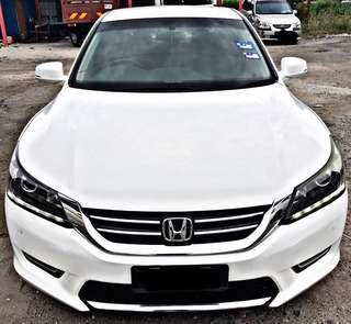 HONDA ACCORD 2.0 I-VTEC