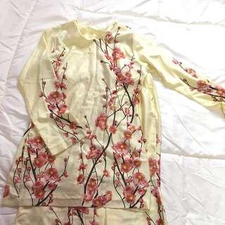 [FREE📮] Baju Kurung Sakura