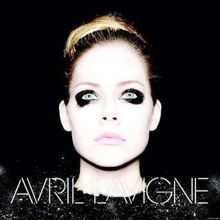 "Avril Lavigne 5th album ""Avril Lavigne"""