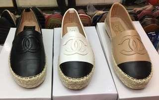 Chanel Slip On Shoes