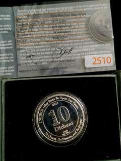 Proof Coin Dirham