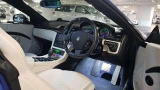 Maserati GranTurismo Sport 4.7 for Rent (Long Term)
