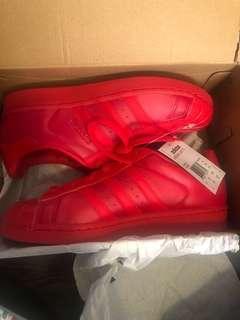 Red adidas originals BRAND NEW
